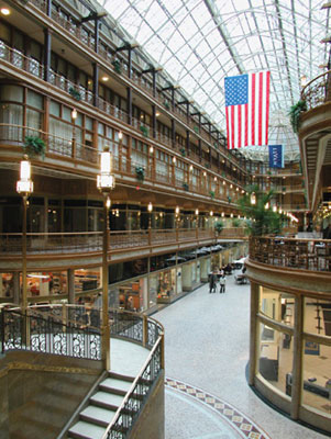The Cleveland Arcade