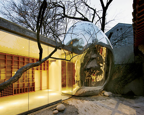 Hutong Bubble
