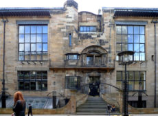 Mackintosh as Muse