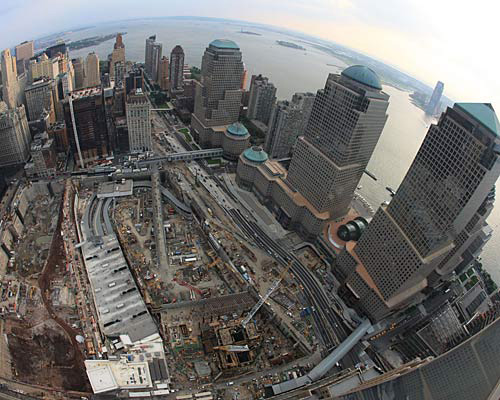 At Ground Zero, Little Progress After Seven Years