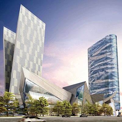 Stakes High for CityCenter