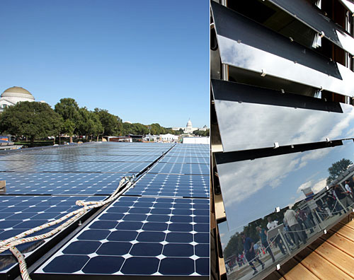 Students Converge in D.C. for Solar Power Extravaganza
