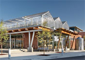 Grand Rapids Downtown Market in Michigan, designed by Hugh A. Boyd Architects