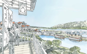 DongQian Lake New Town Center Detailed Master Plan