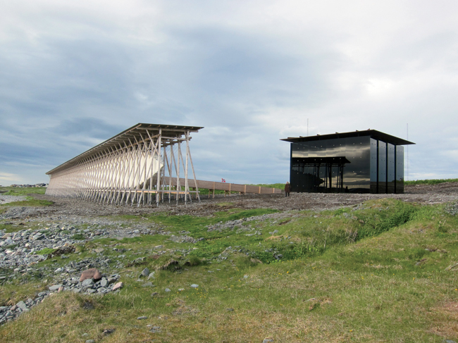 Steilneset Memorial To the Victims of the Finnmark Witchcraft Trials Louise Bourgeois and Peter Zumthor