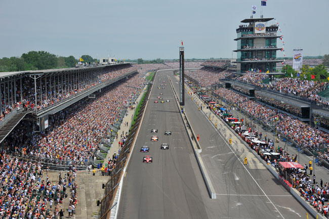Largest-capacity sports facility, 257,000 seating capacity. In operation since 1909, the Speedway has been home to the Indianapolis 500-Mile Race since 1911, considered one of the three most prestigio