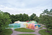 London's Serpentine Pavilion