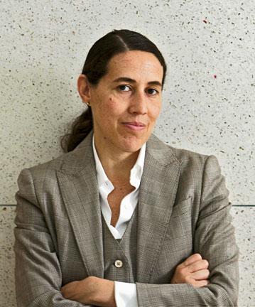 Princetons School of Architecture Names Monica Ponce de Leon Dean