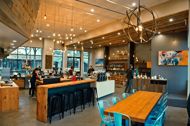 Verve Coffee Roasters | 2012-05-16 | Architectural Record