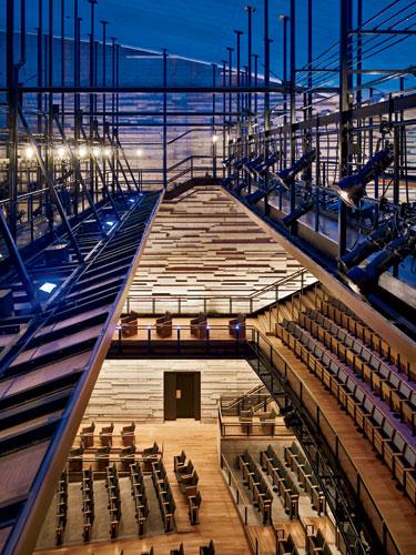 Dallas City Performance Hall | 2014-06-16 | Architectural Record