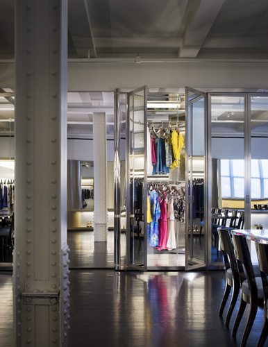 Marc Jacobs Collection Showroom