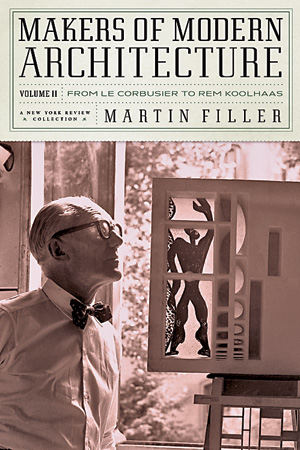 Makers of Modern Architecture (Volume II): From Le Corbusier to Rem Koolhaas, AR Book Reivew