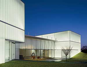 Bloch Building at Nelson-Atkins Museum