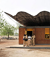 Building Blocks: Humanitarian Design and Schools
