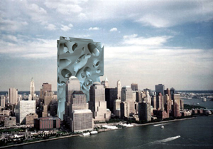 New World Trade Center (Building Full of Holes)