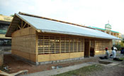 Transitional Classrooms in Haiti