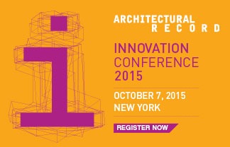 Architectural Record Innovation Conference