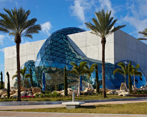 Salvador Dalí Museum in St. Petersburg, Fla.