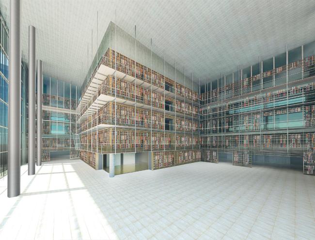 Stavros Niarchos Cultural Center