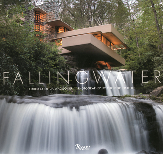 This year marks the 75th anniversary of Fallingwater's groundbreaking. The home was built for the Kaufmann family, owners of the eponymous department store chain. Fallingwater was designated a Nationa