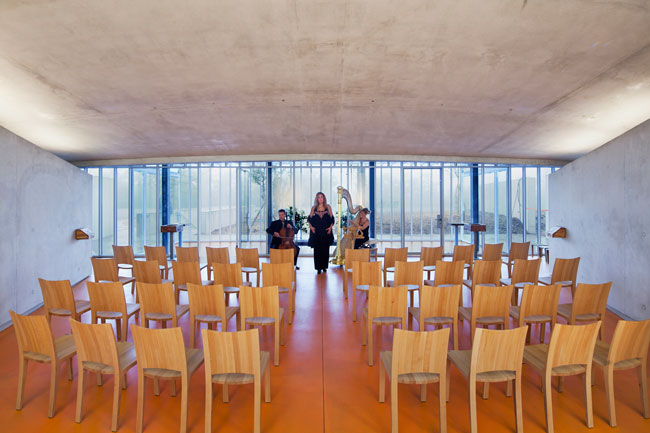 A Grand Opening for Renzo Piano's Controversial Expansion at Ronchamp Chapel