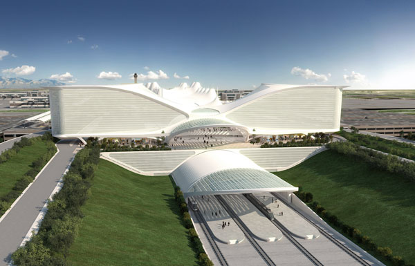 Santiago Calatrava Pulls Out of Denver Airport Expansion Project