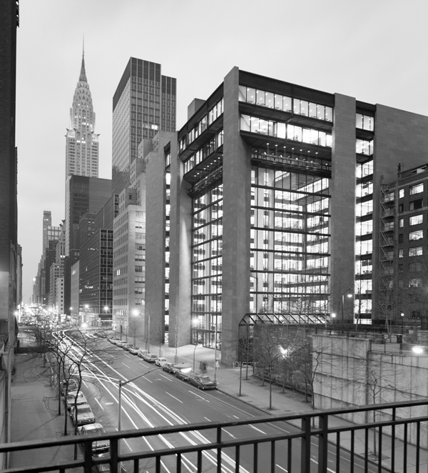 Ford Foundation Headquarters, New York