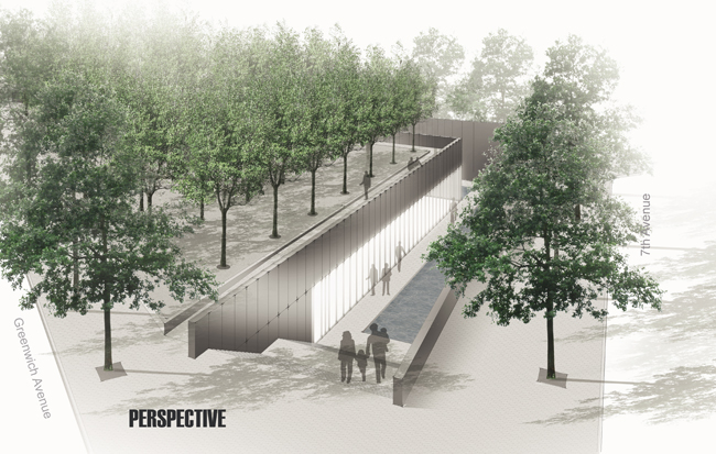 Design Selected for AIDS Memorial Park in NYC