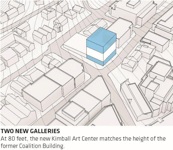 On the Boards: BIG Wins Competition for Art Center in Sundance Festival's Home City