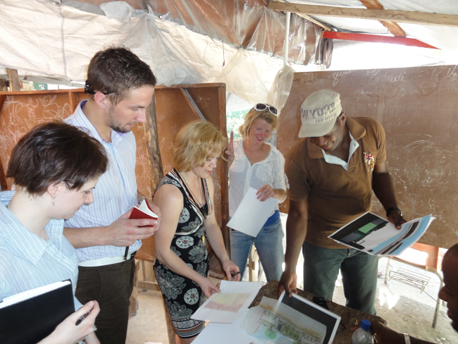 The University of Minnesota is one of many schools that has sent architecture students to Haiti to rebuild following the devastating earthquake of 2010. Graduate architecture students have partnered w