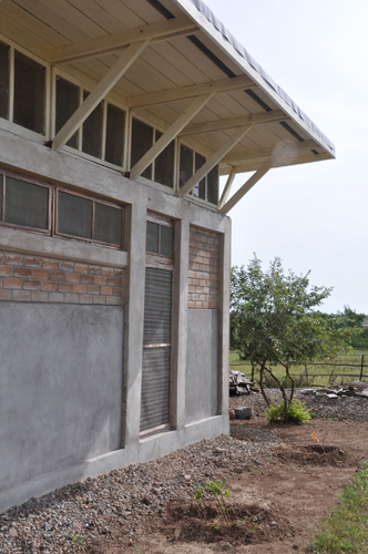The University of Cincinnati's School of Architecture and Interior Design helped build a health center in rural Tanzania.