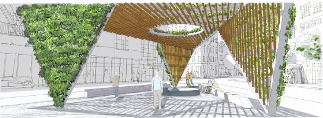 New Design for NYC AIDS Memorial Clears Important Hurdle