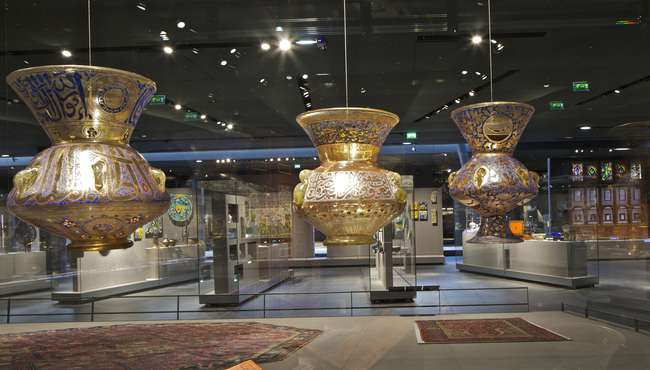 First Look: The Louvre's Islamic Galleries