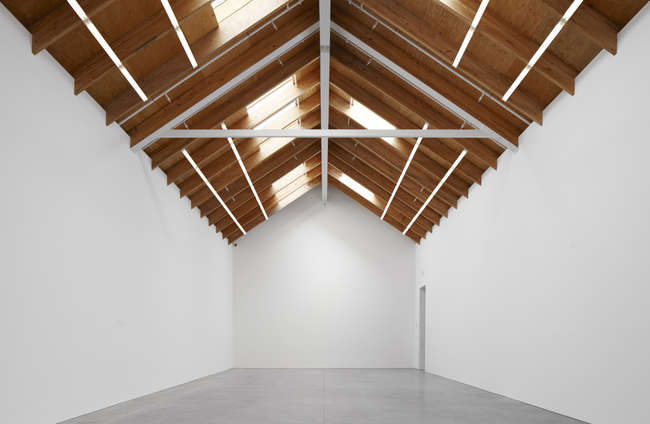 Look for additional photos on ArchitecturalRecord.com as the Parrish's November 10 opening date approaches.