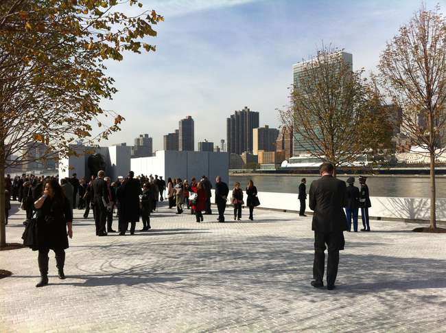 A Memorial to FDR, a Tribute to Louis Kahn