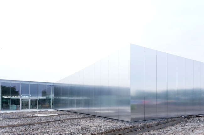 First Look at Louvre Lens