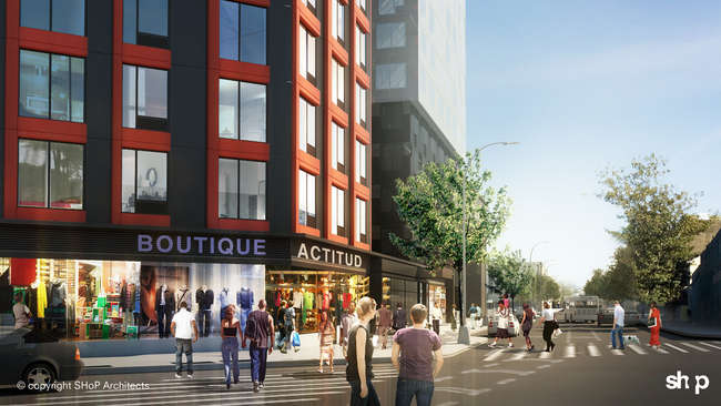 Forest City Ratner Moves Ahead With Modular Construction for SHoP-designed Atlantic Yards Tower
