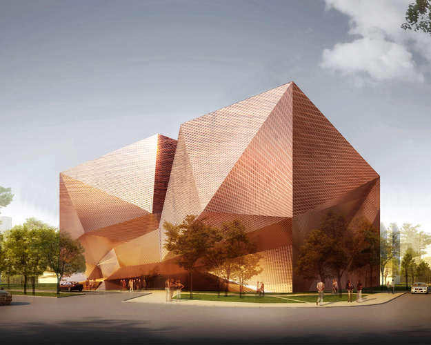AQSO - Xubeihong Memorial Hall - Beijing, China