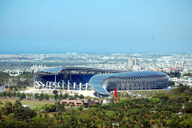Main Stadium for the World Games 2009 (2006-09), Kaohsiung, Taiwan
