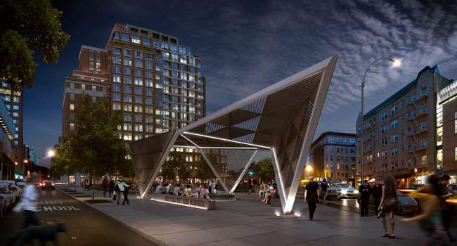 Final Design Unveiled for NYC Aids Memorial