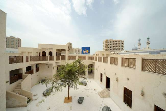 In the 1990s, the state rebuilt the old city in an attempt to root the emirate's contemporary culture in a physical past.
