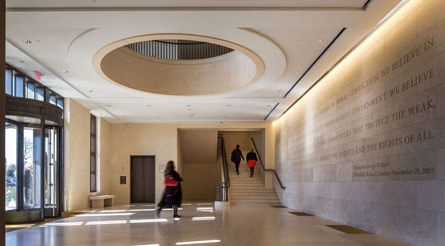 Quick Take: Robert A. M. Stern Architects' George W. Bush Presidential Center