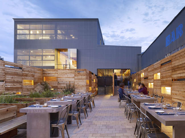 355 11th Street: The Matarozzi/Pelsinger Multi-Use Building<br /> Aidlin Darling Design<br /> San Francisco, California