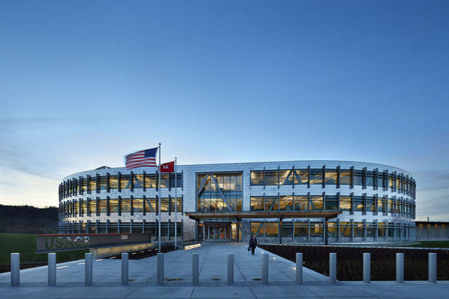 Federal Center South Building 1202<br />ZGF Architects LLP<br />Seattle, Washington