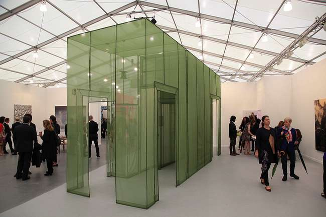 Editors' Picks Architecture and New York Art Fairs