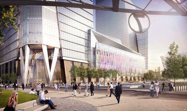 Will Hudson Yards Be a Neighborhood?