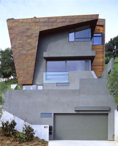 Drager House, Berkeley, California, Franklin D. Israel Design Associates