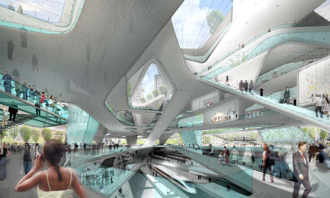 Penn Station 3.0<br />Diller Scofidio + Renfro<br />New York City<br />