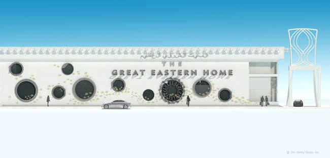 Great Eastern Home Flagship Lifestyle Store<br />Per-forma Studio<br />Dubai