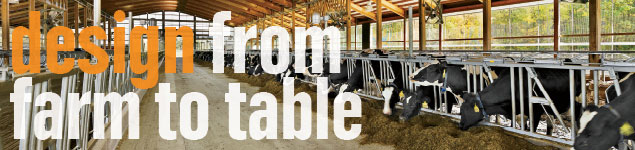 Design from Farm to Table
